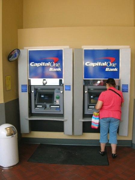 Bank Of America Atm Long Island City