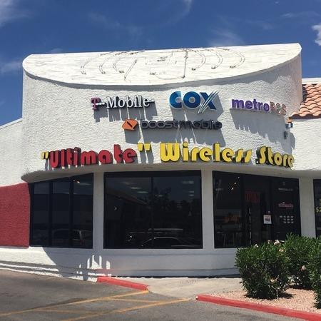 Ultimate Wireless - Einstein Repairs