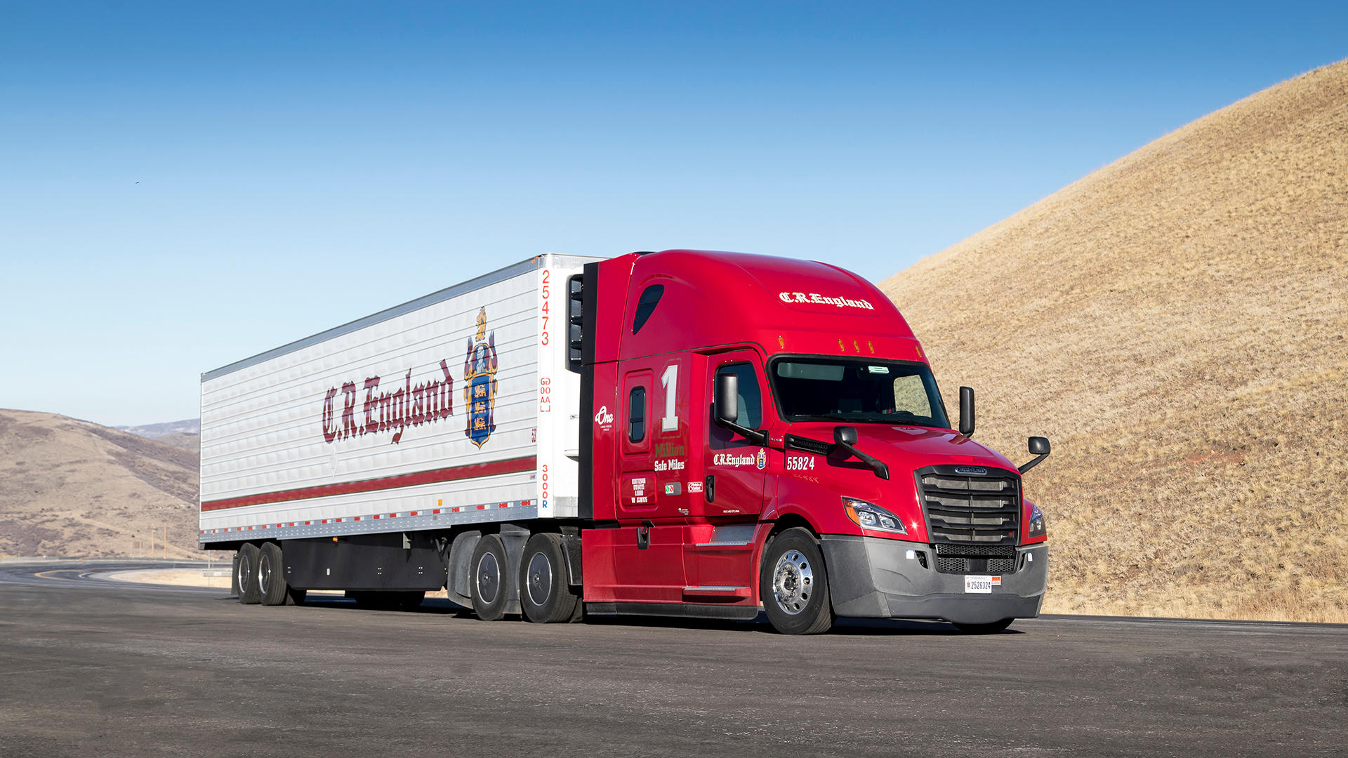 C R England Premier Truck Driving School 1500 Cedar Grove Road