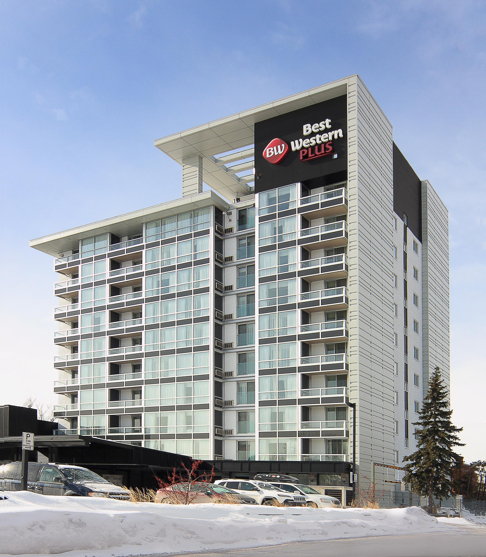 Best Western Plus Gatineau-Ottawa à Gatineau: Exterior