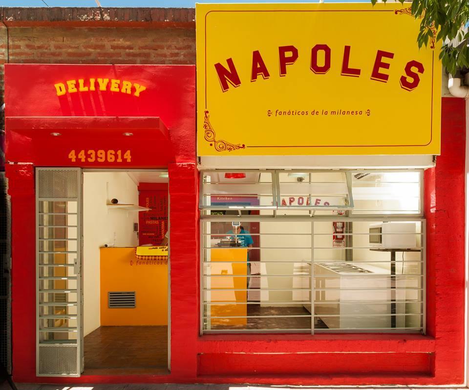 Napoles Milanesas