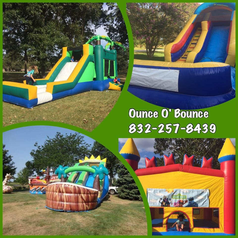 Ounce O Bounce Inflatable Party Rentals 31707 Oak