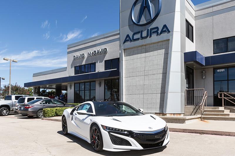 David McDavid Acura Plano image 8