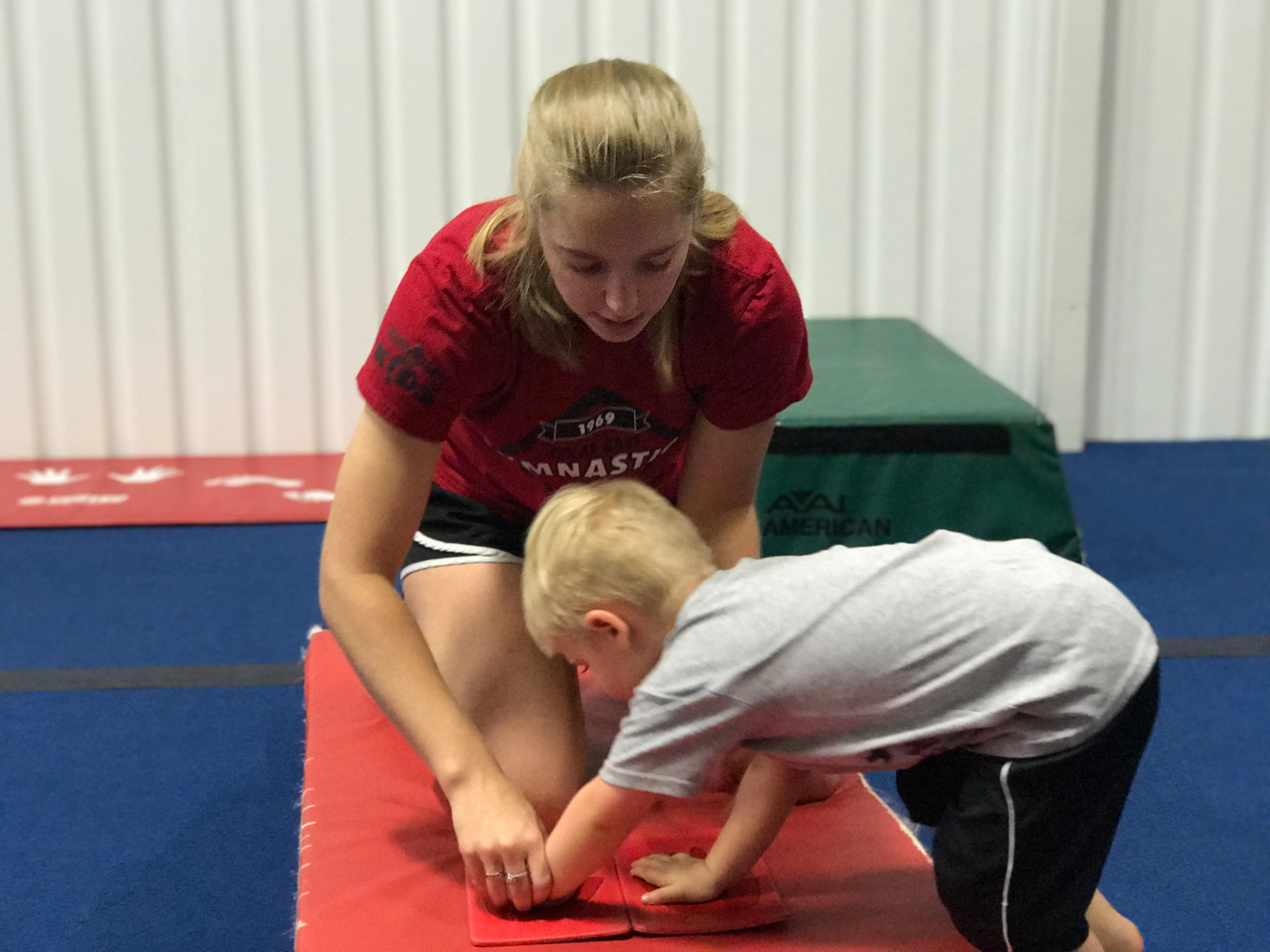 Texas East Gymnastics image 12