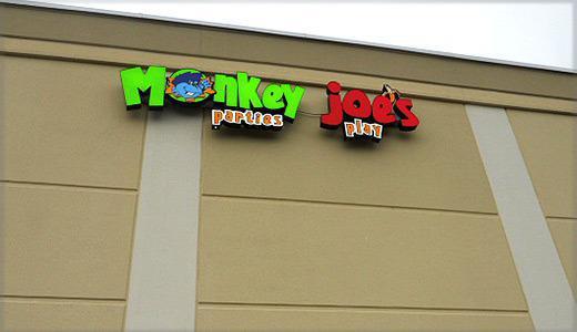 Monkey Joes - ad image