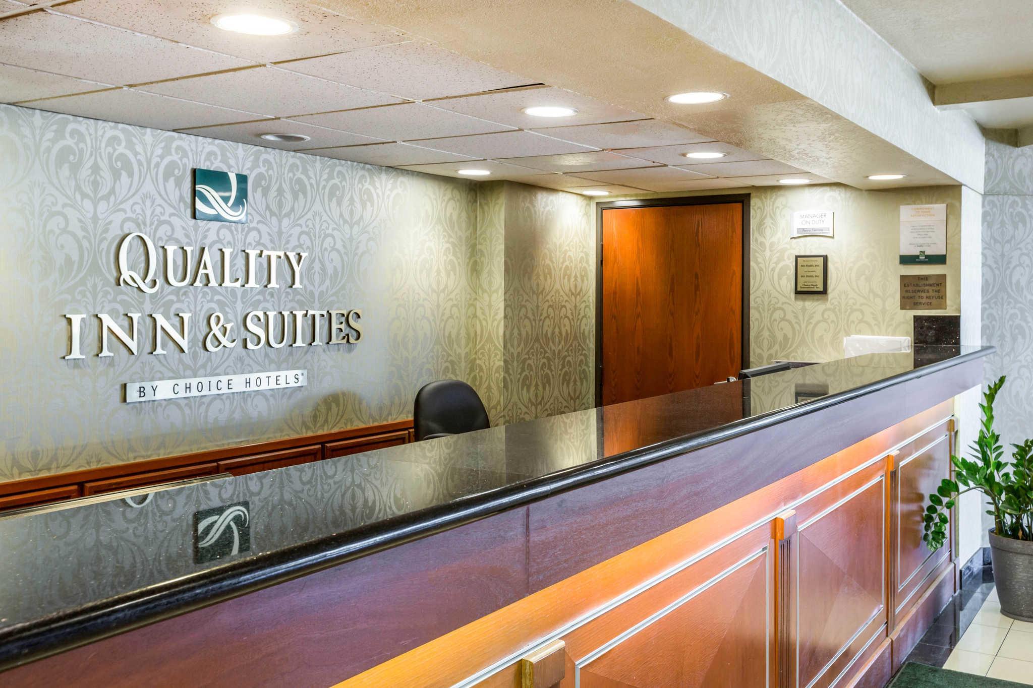 Quality Inn & Suites Irvine Spectrum image 7