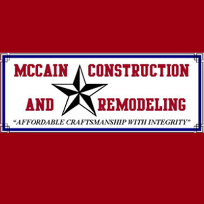 McCain Construction & Remodeling