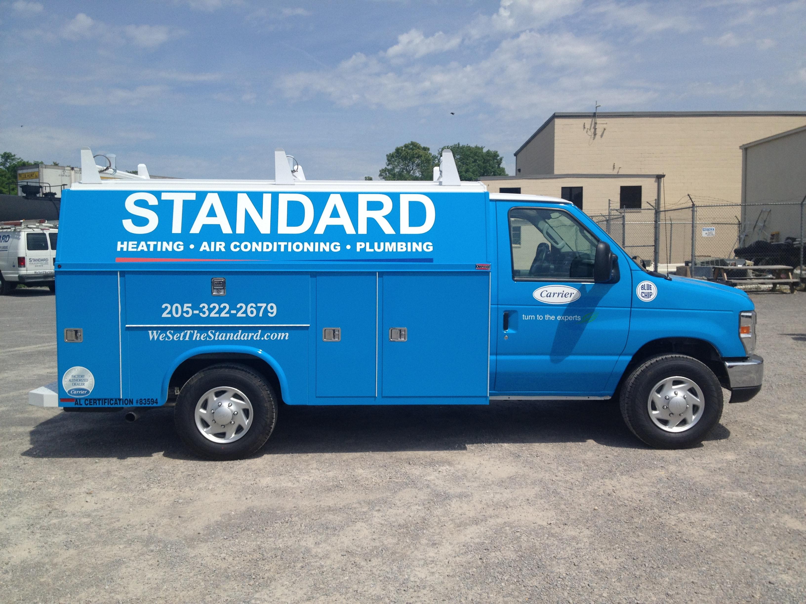 Standard Air, Plumbing, Insulation