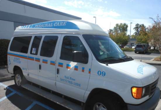 Personal Care Ambulance image 1