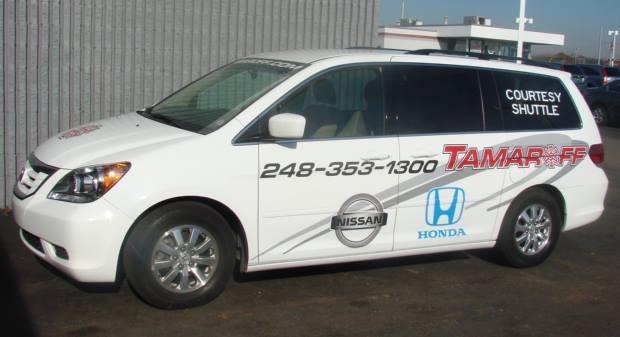 Tamaroff Honda image 3