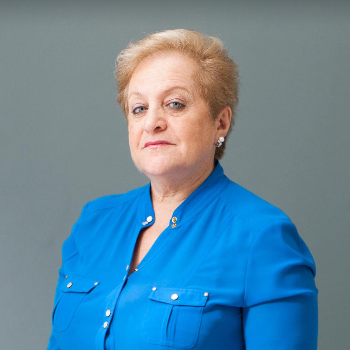 Yanina Yefimovna Belotserkovskaya, MD
