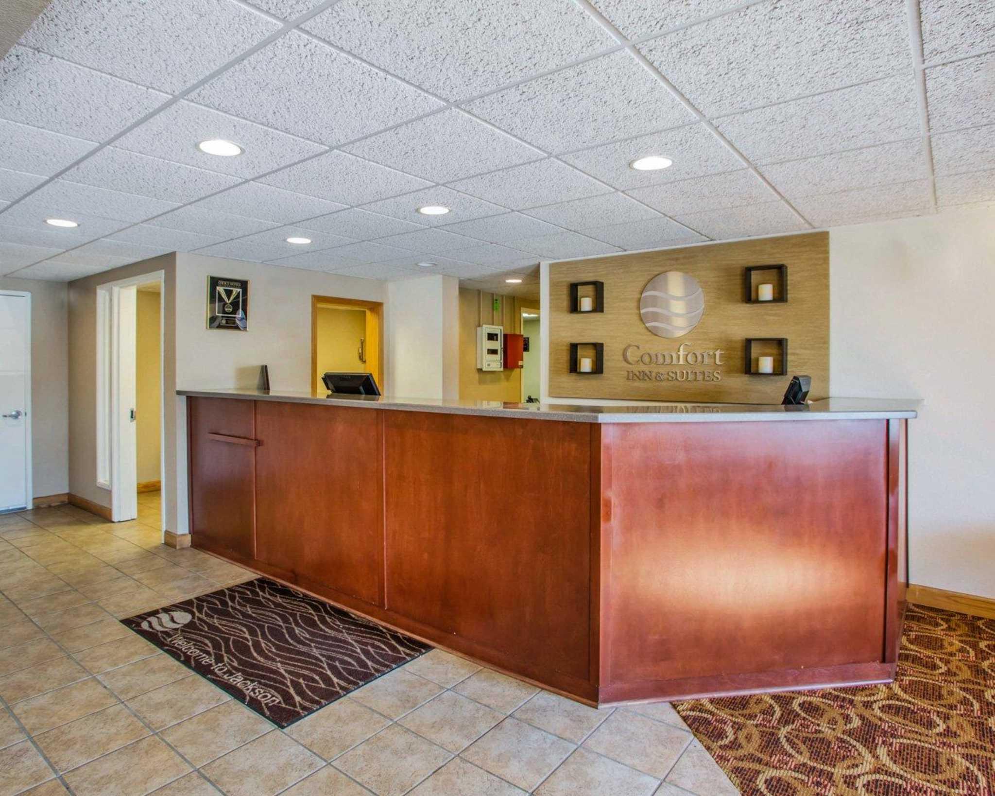 Comfort Inn & Suites Jackson - West Bend image 20