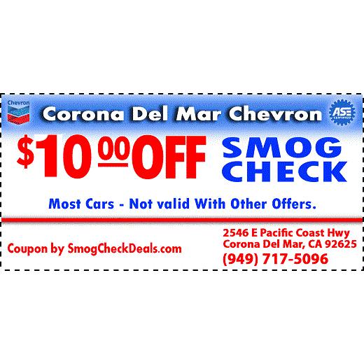 Corona Del Mar Chevron