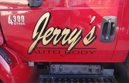 Jerry's Auto Body Inc. image 1
