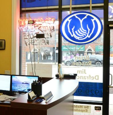 Brian Roscoe: Allstate Insurance