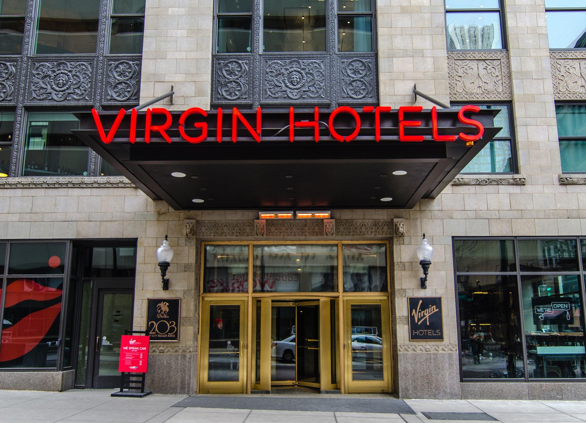 Virgin Hotels Chicago 203 N Wabash Il Motels Mapquest