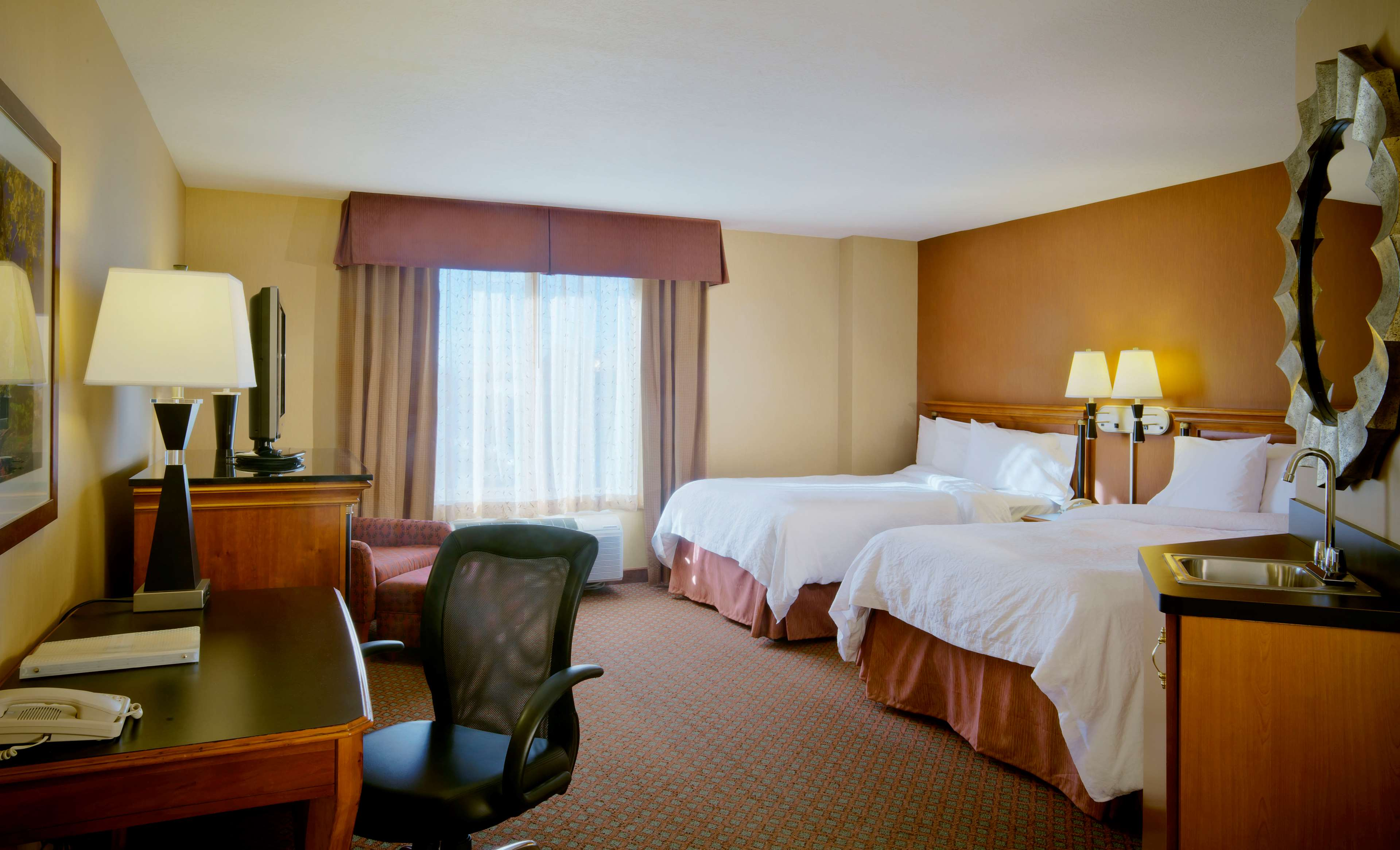Hampton Inn & Suites Salt Lake City Airport image 16