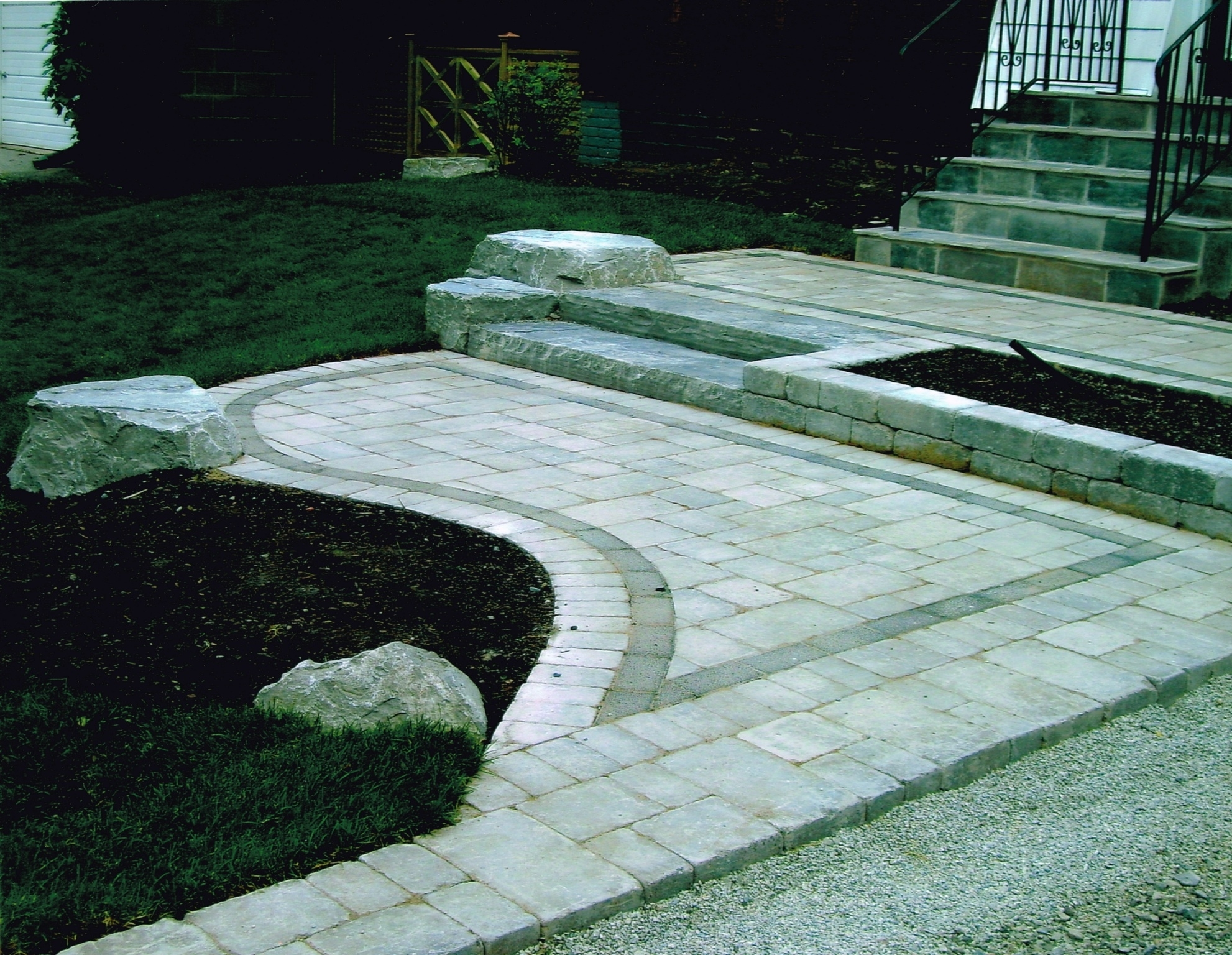 Stonescape Creative Landscaping Mississauga On Ourbis