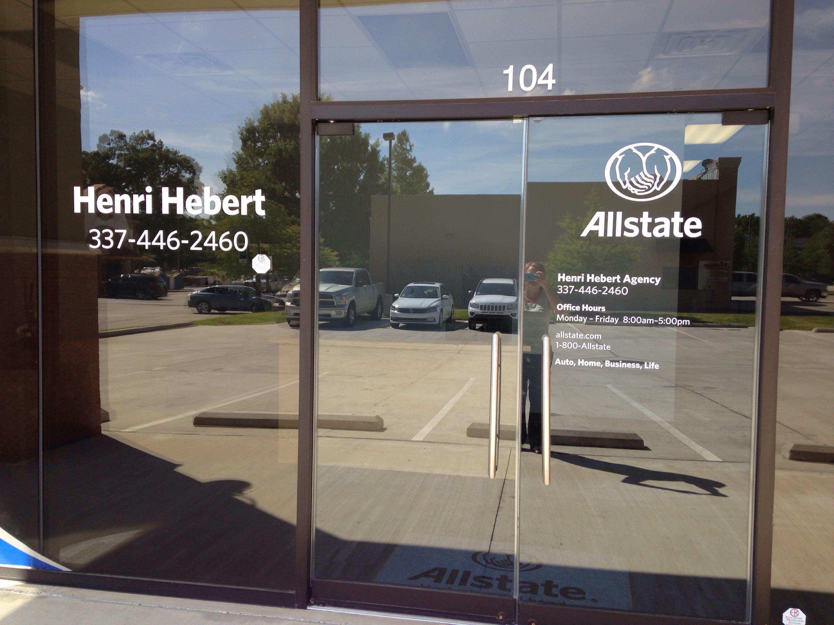 Allstate Insurance Agent: Henri Hebert image 1
