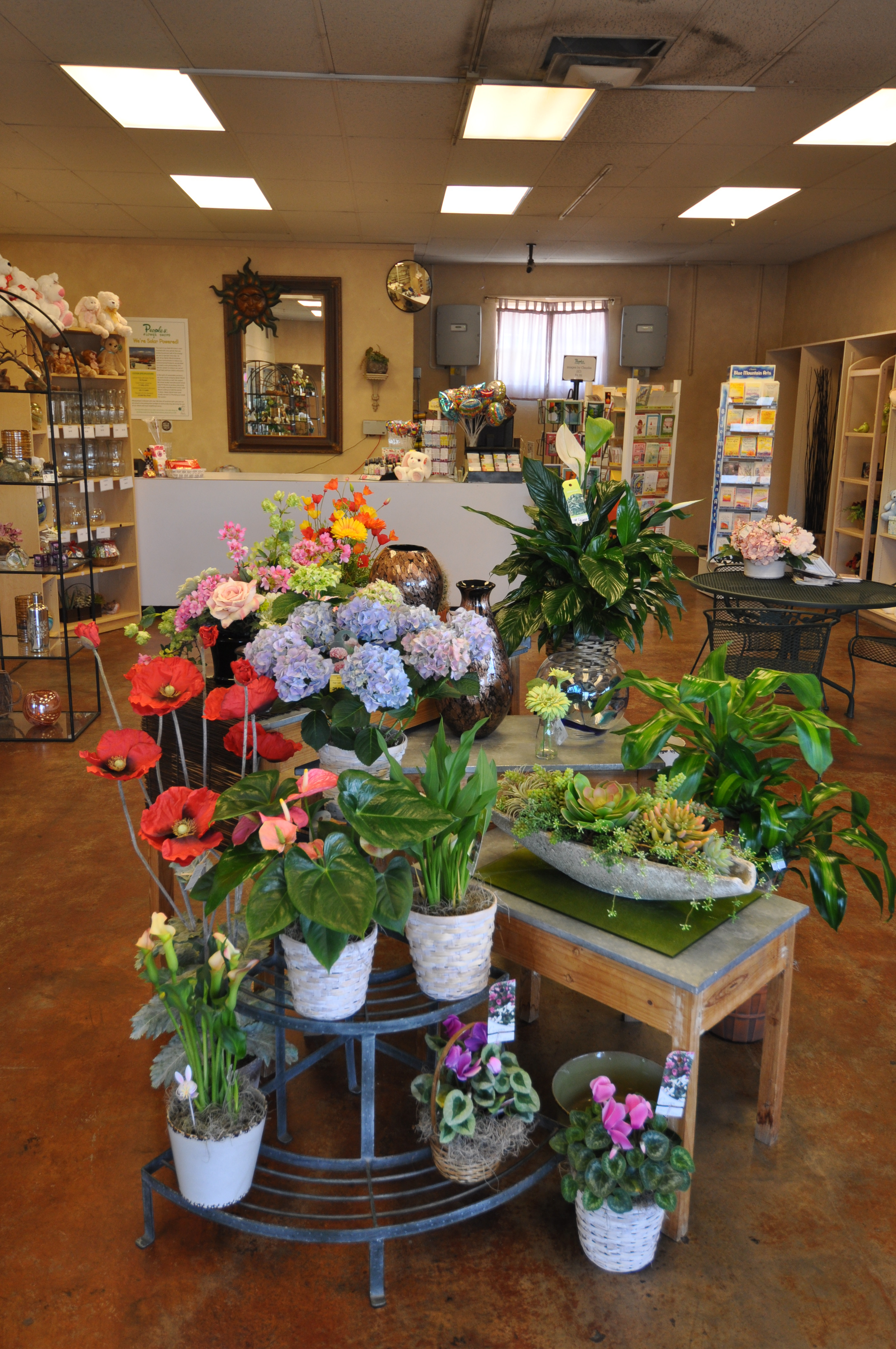 Peoples Flower Shops Nob Hill Location Coupons near me in Albuquerque