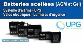 Batteries Illimitées