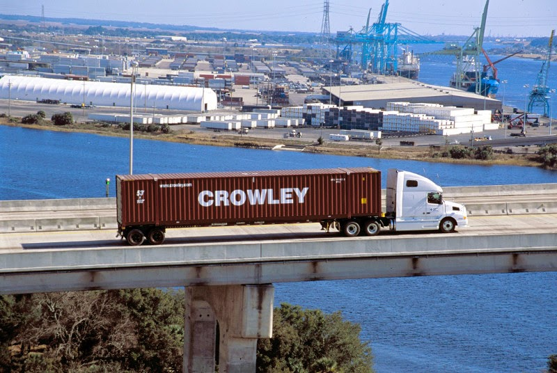 Crowley Liner & Logistics - Warehouse image 1