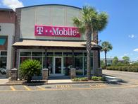 Exterior photo of T-Mobile Store at Coastal Grand Crossing, Myrtle Beach, SC