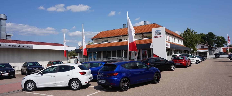 Bild der Autohaus Früchtl GmbH