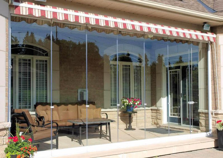 Awnings Pittsburgh Deck King USA Reviews