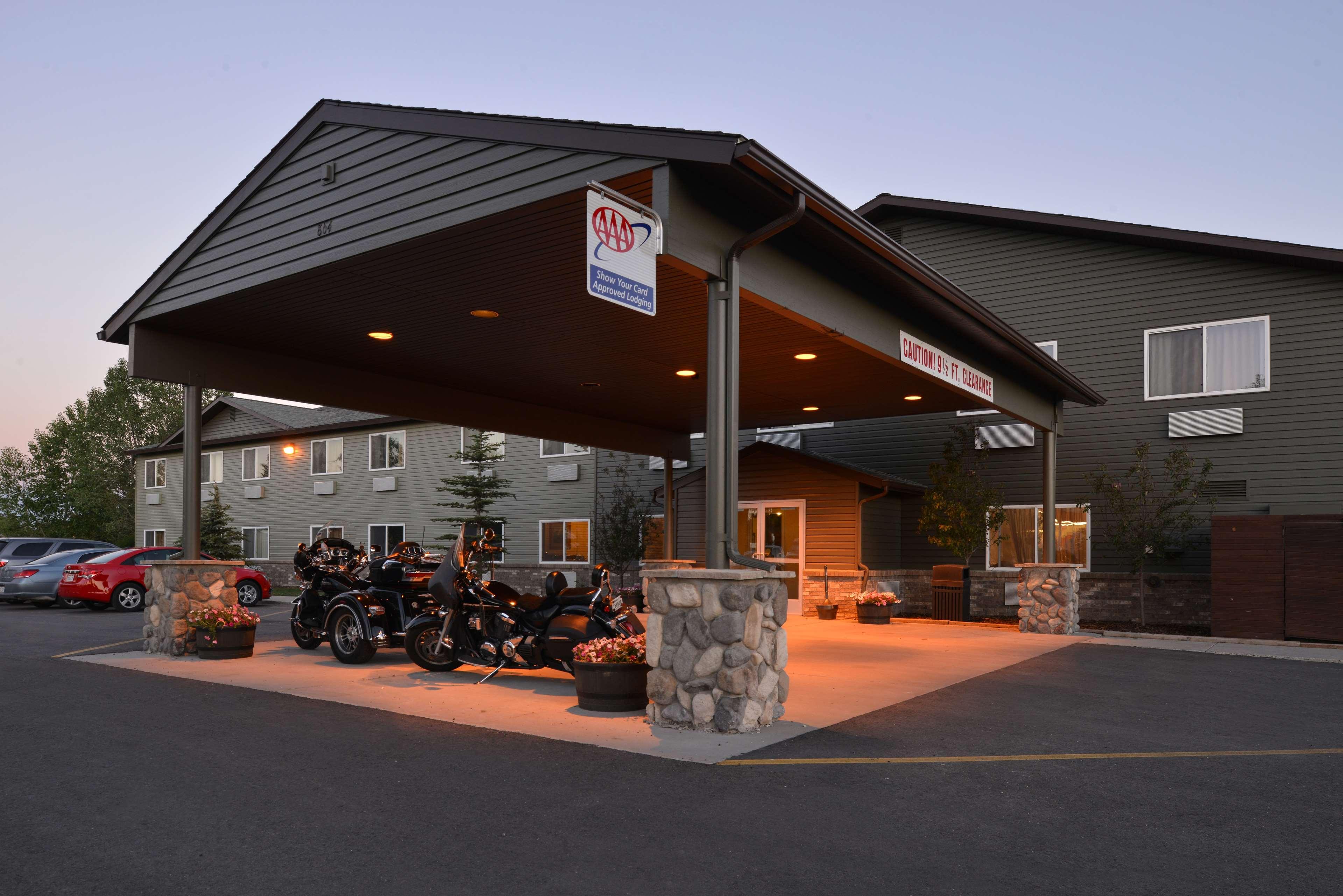 Best Western Pinedale Inn image 24