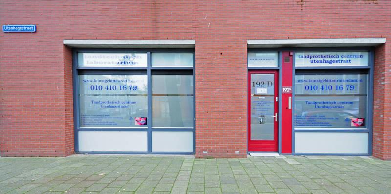 Tandprothetisch Centrum Utenhagestraat