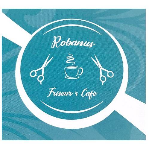 Logo von Robanus Friseur & Café