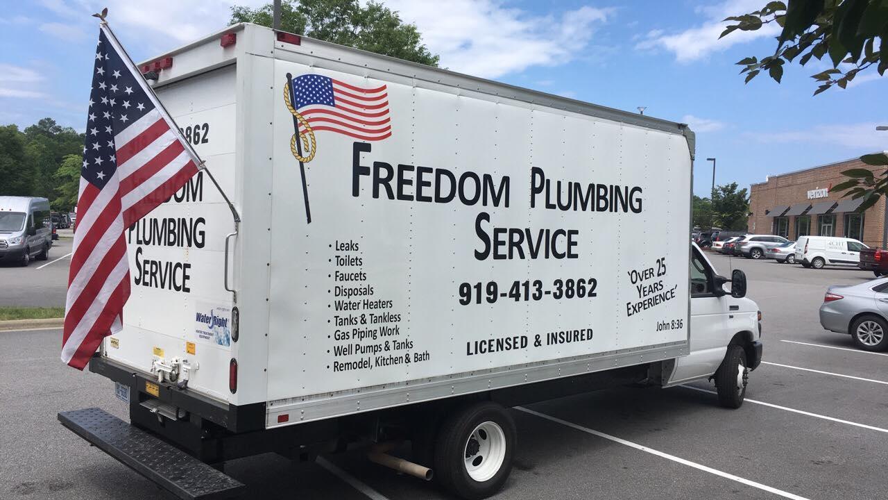 Freedom Plumbing Service, LLC image 4
