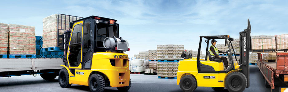 New Specialty Lift Truck Inc image 1