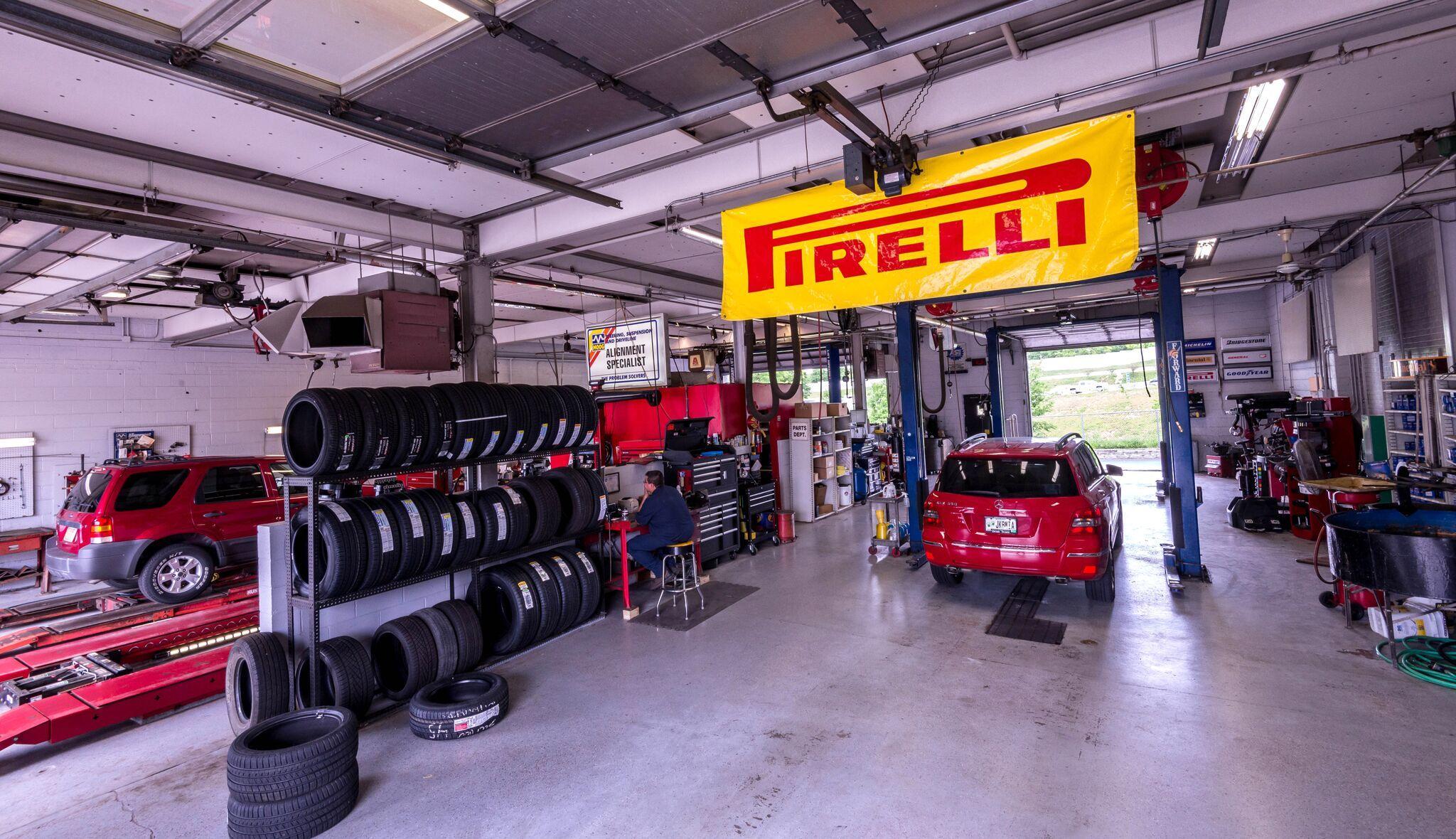 Telle Tire & Auto Centers image 1