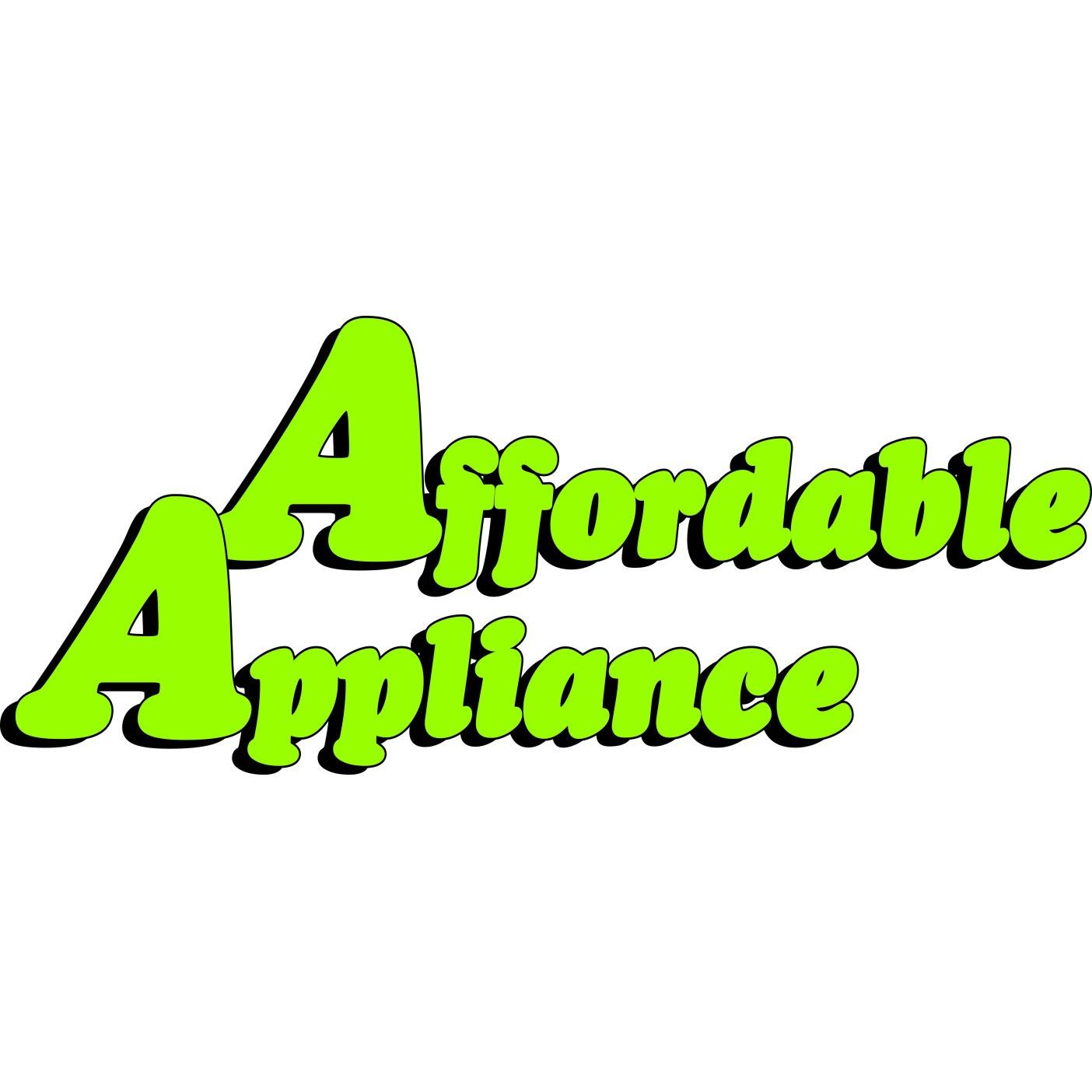Affordable Appliance