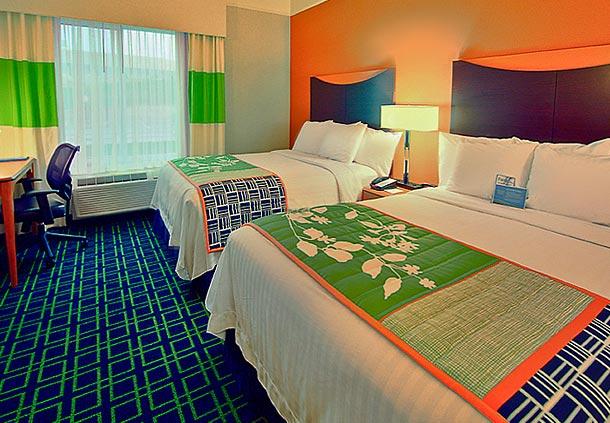 Fairfield Inn & Suites by Marriott Harrisburg West image 8