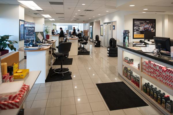 More About AutoNation Toyota Corpus Christi