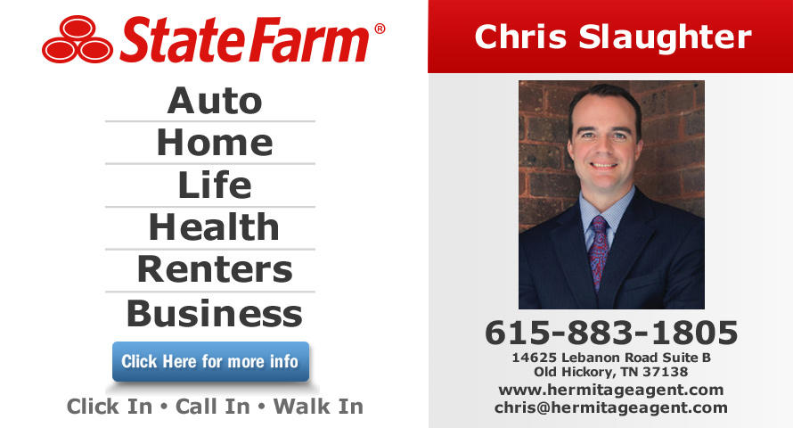 Chris Slaughter - State Farm Insurance Agent image 0
