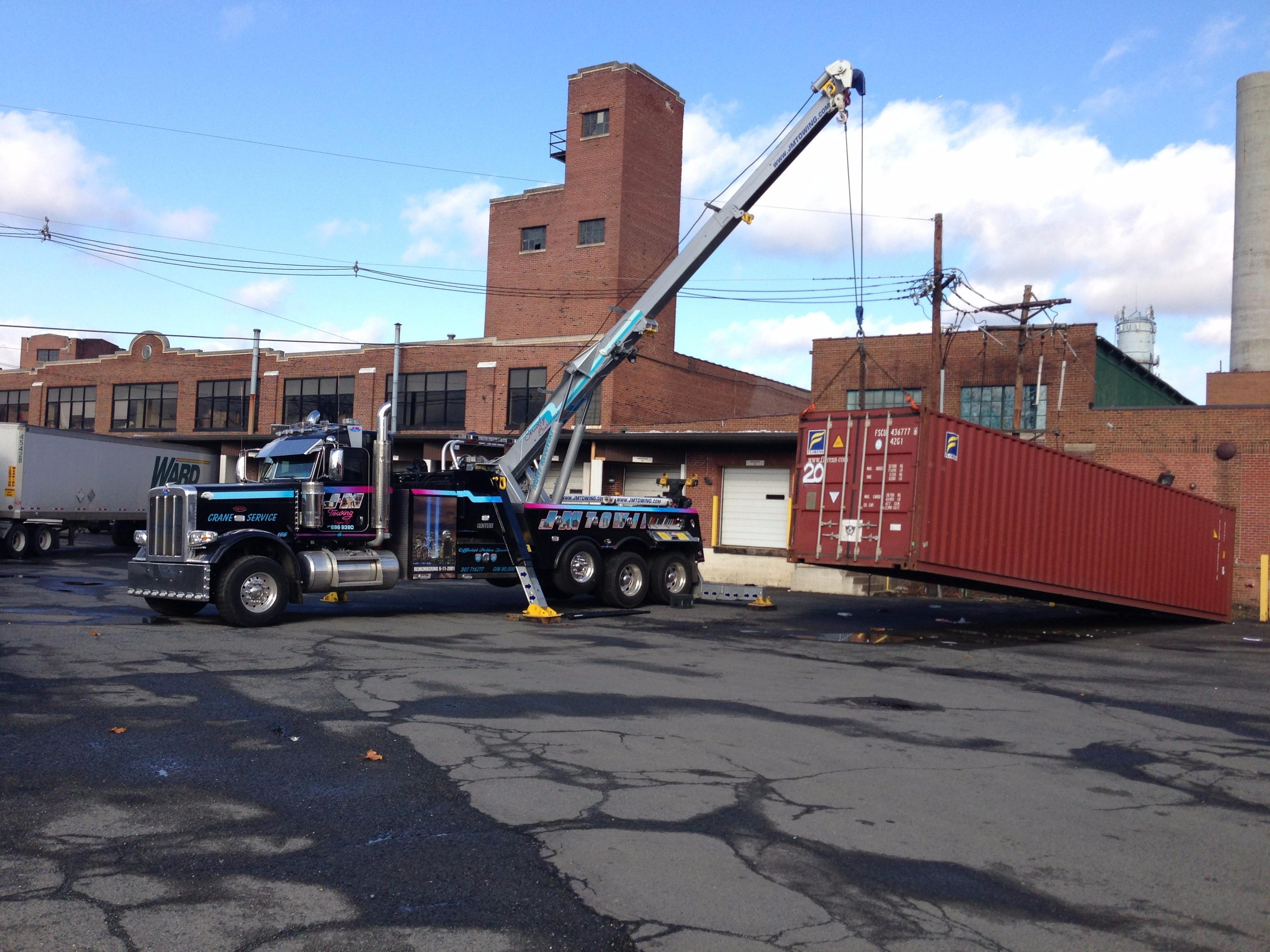 J m towing in wayne nj whitepages for Motor city towing detroit