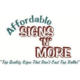 Affordable Signs 'N' More