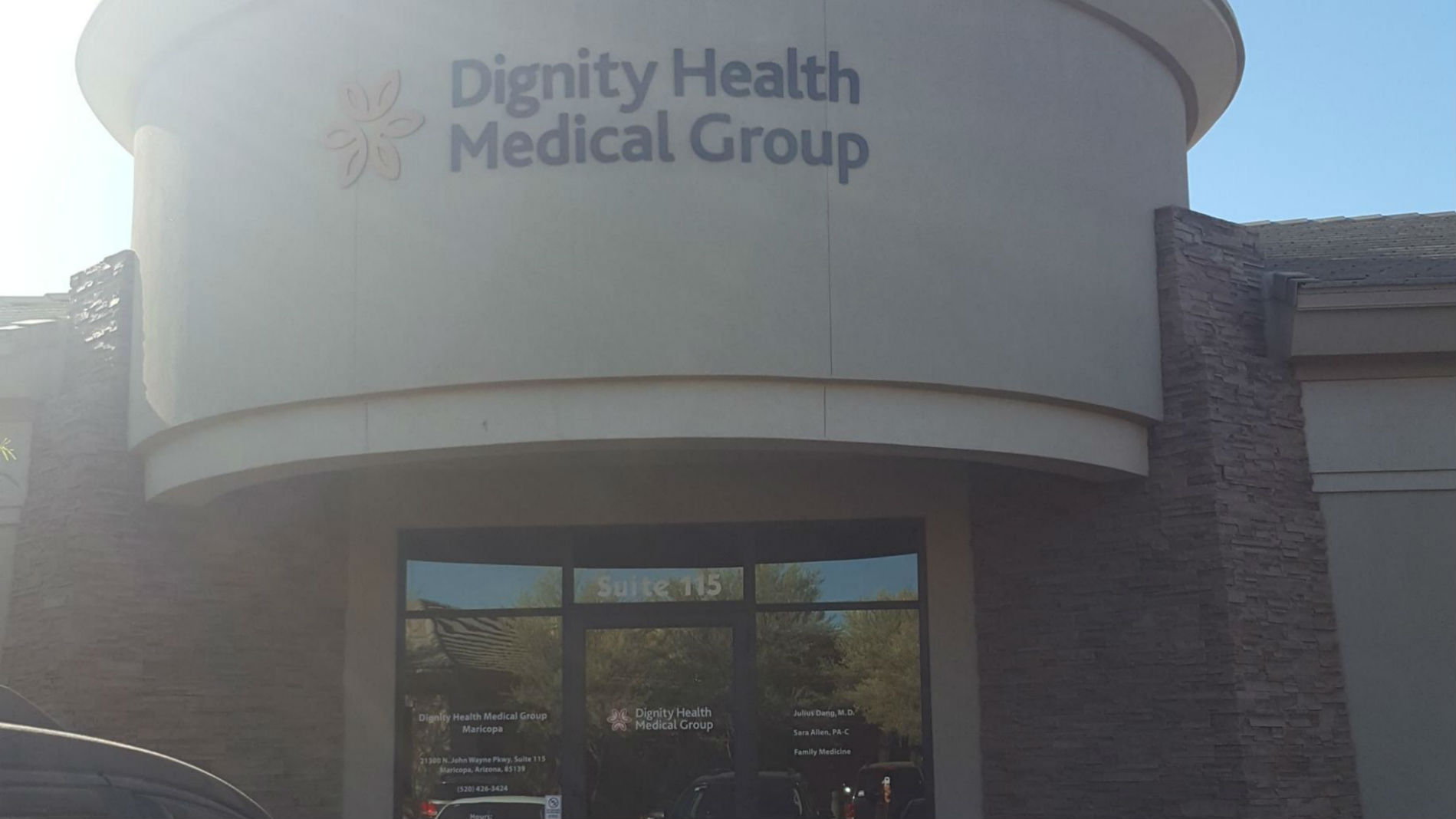 Dignity Health Medical Group Family Medicine - Maricopa image 0