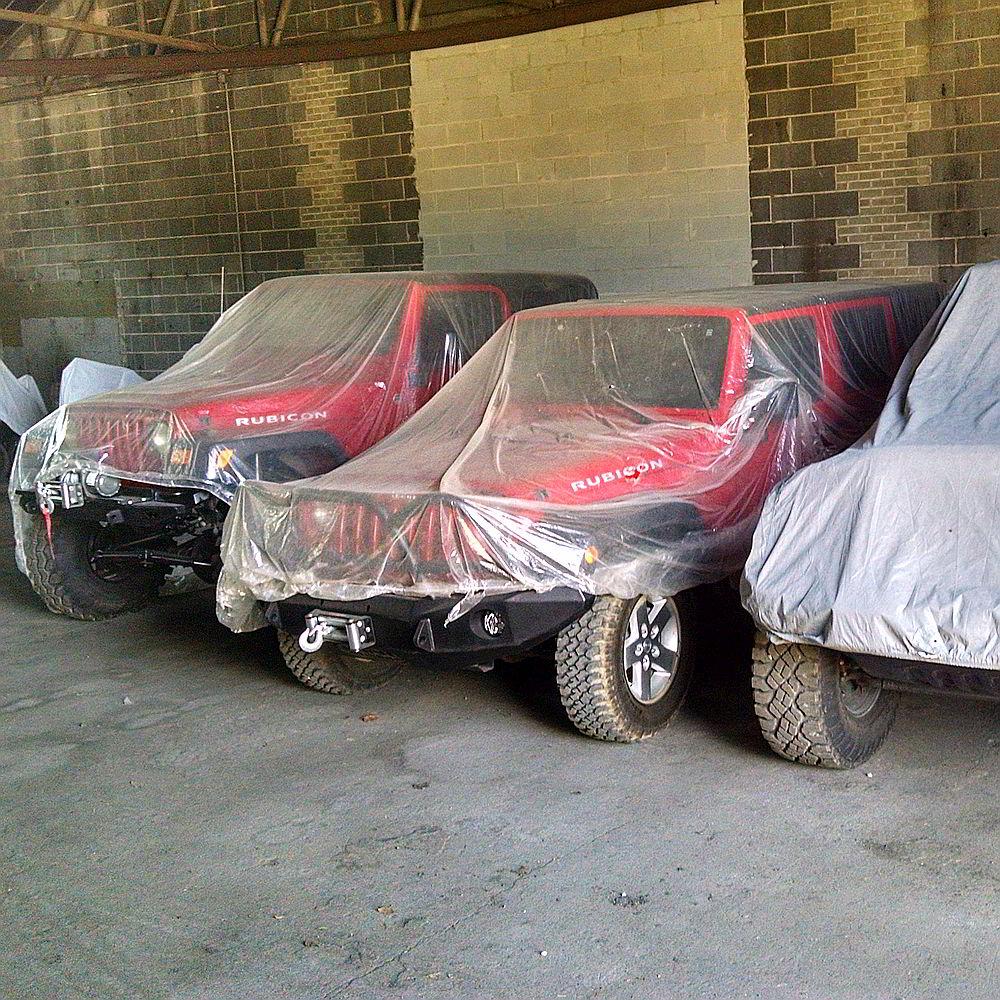 Car Storage in Montgomery, Alabama near Maxwell AFB.