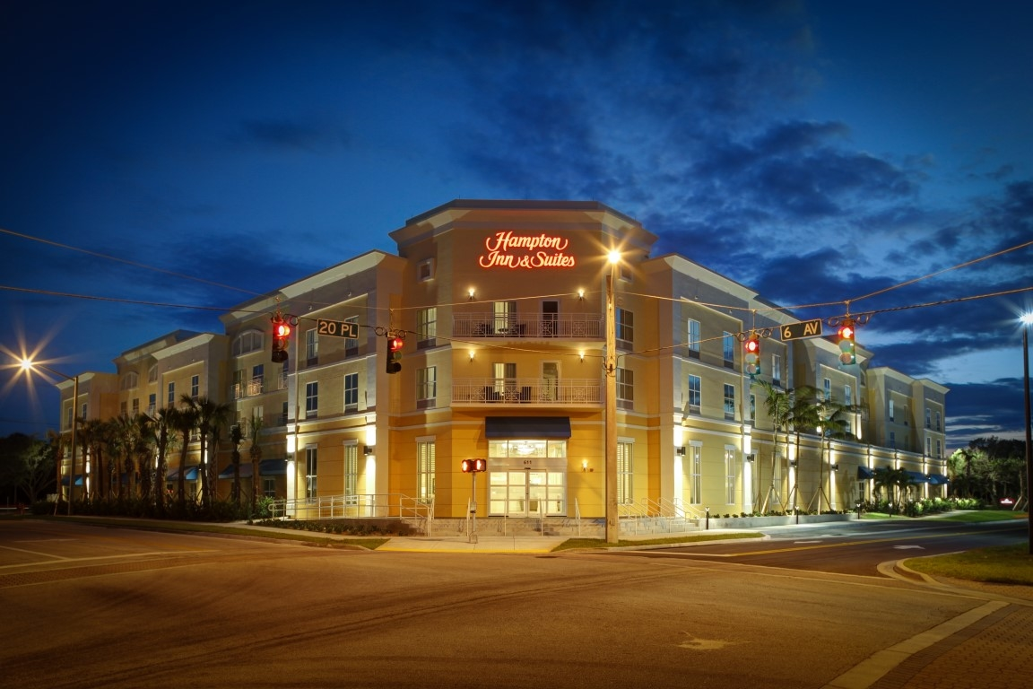Hampton Inn Miracle Mile Vero Beach Fl