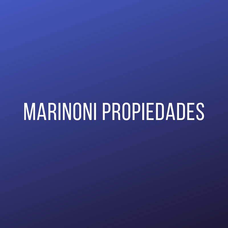 INMOBILIARIA MARINONI PROPIEDADES