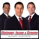 Steinger, Iscoe & Greene - ad image