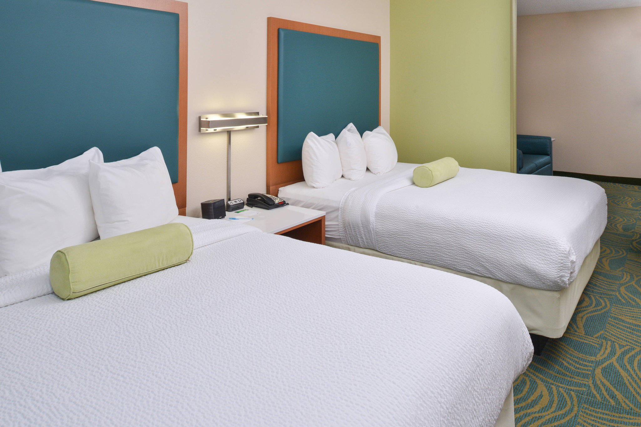 SpringHill Suites by Marriott Charleston Downtown/Riverview