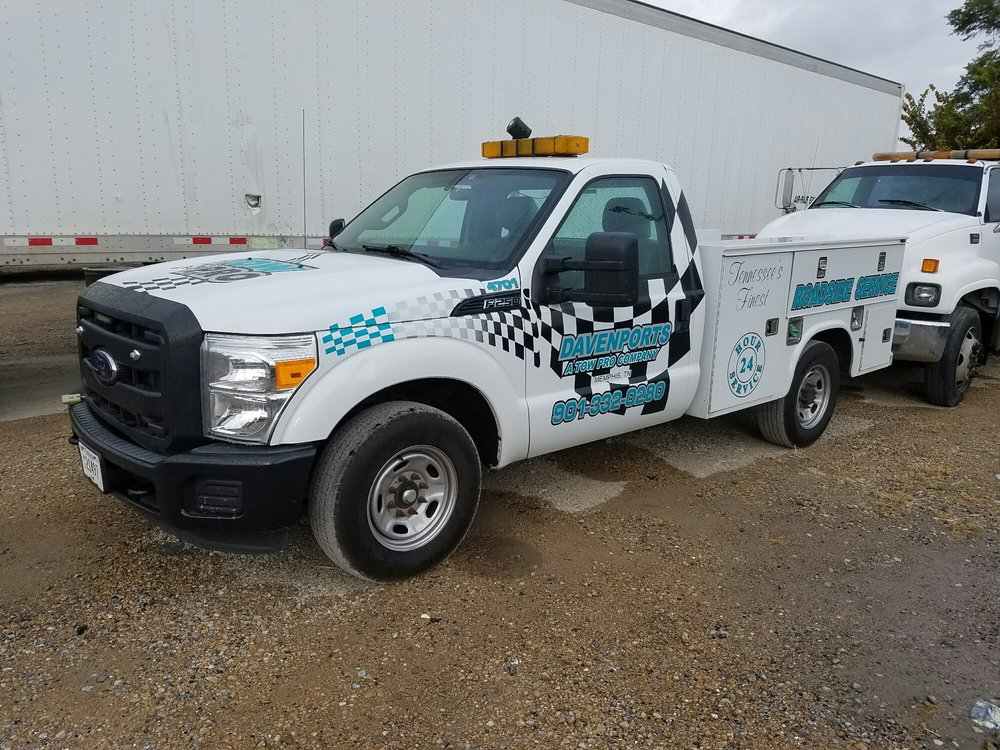 Davenports Towing