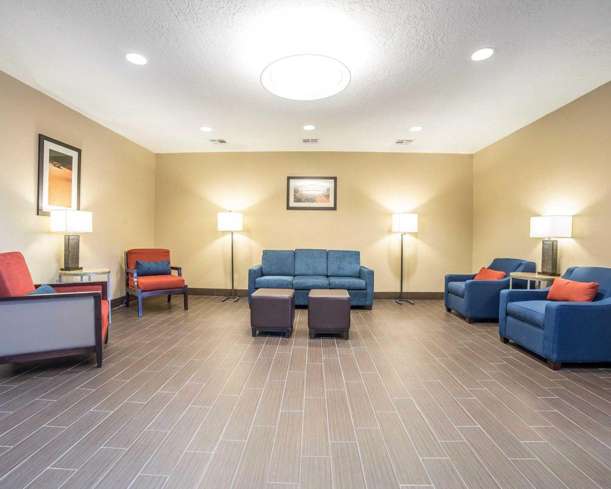 Comfort Inn Saint George North image 11