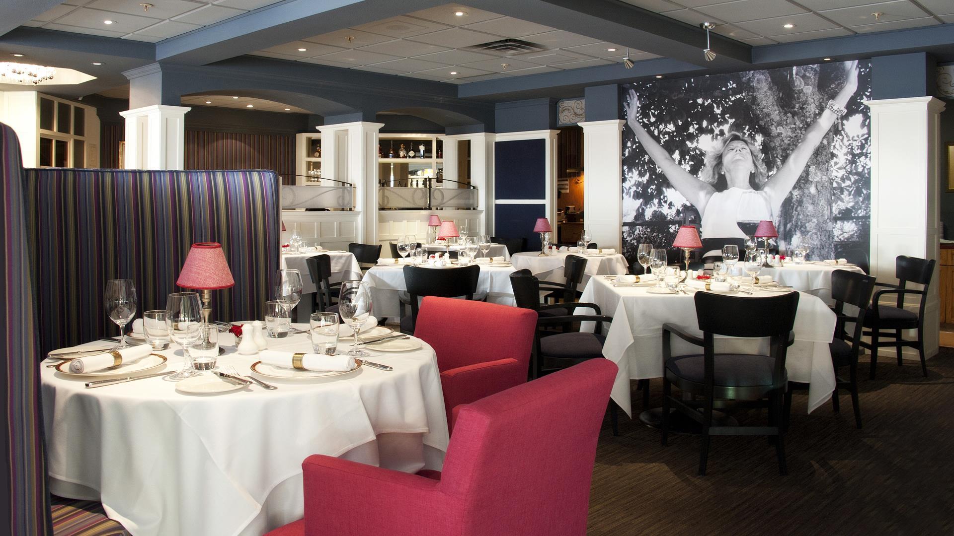 Best Western Premier Hotel Aristocrate à Quebec: Dining Room